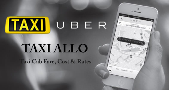 Uber car fare in Cook Islands